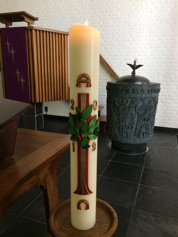 Welkom in de Bethelkerk voor bezinning  © grenskoerier