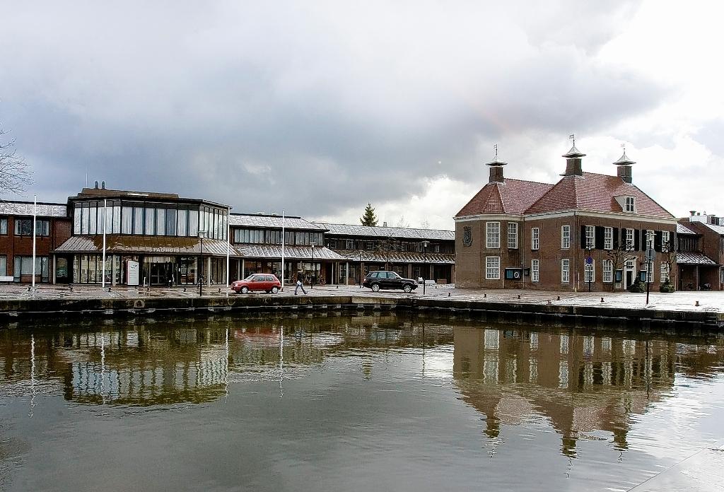 <p>Gemeentehuis Nijkerk</p>