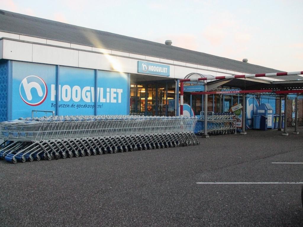 <p>Filiaal van Hoogvliet</p>