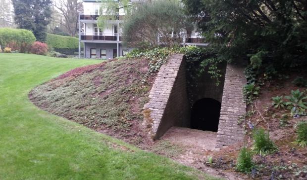Van één van de schuilkelders is de locatie wel bekend.