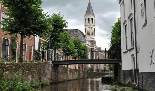 <p>De Ellboogkerk.</p>
