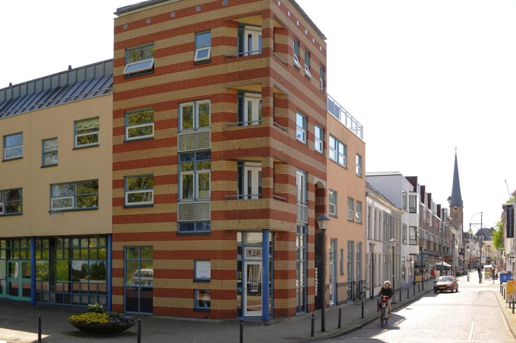<p>Het kantoor in de Arkelstraat.</p> Privé © BDU Media