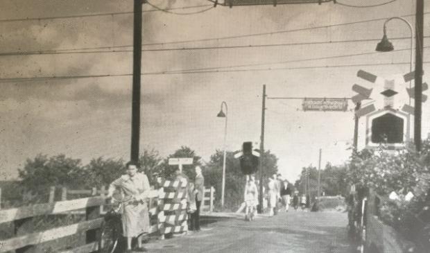 Ansichtkaart uit het archief van Henk uit Hollandsche Rading