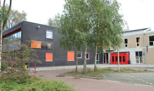 <p>Het KKC-gebouw aan Elegast.&nbsp;</p>