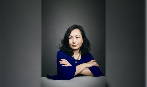 """Mitsuko Saruwatari: """"Wij willen met deze voorstelling de podiumkunst in Amstelveen weer leven inblazen, die sinds maart nagenoeg tot stilstand is gekomen."""""""