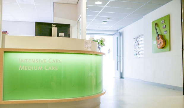 <p>De Intensive Care van Meander Medisch Centrum</p>