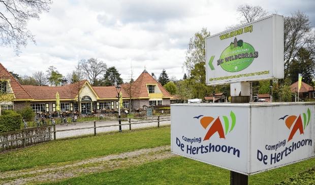 <p>Camping De Hertshoorn is gevestigd aan de Putterweg in Garderen.</p> <p>Henk Hutten</p> © BDU Media