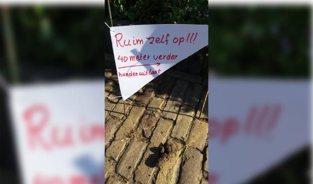 <p>In Baarn zijn vaker acties tegen overlast door hondenpoep. (archieffoto)</p>
