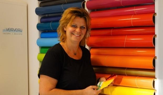 Cathy van Ingen - van der Linden.