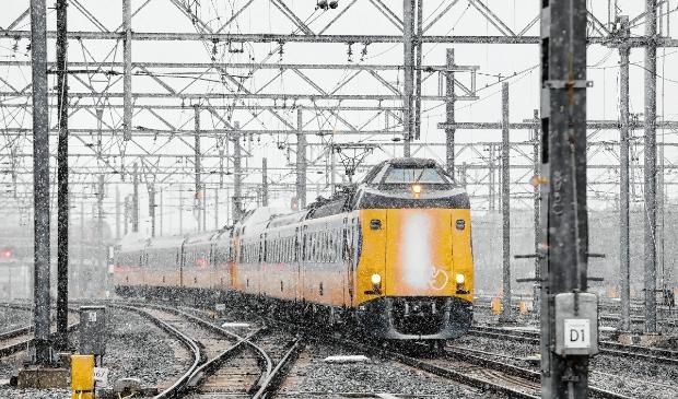 <p>2017-12-10 12:31:47 UTRECHT - De nieuwe dienstregeling van de Nederlandse Spoorwegen gaat in. Belang</p>
