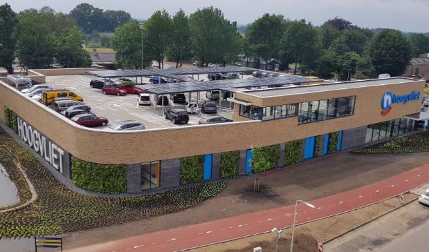 <p>De Hoogvliet van Woudenberg.</p>