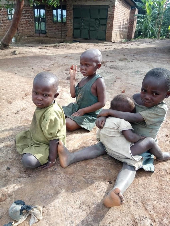 De kinderen in Lwengo, Uganda Lwengo Kids © BDU media