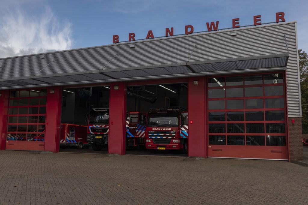 Brandweerpost Heemstede aan de Nijverheidsweg   © BDU media