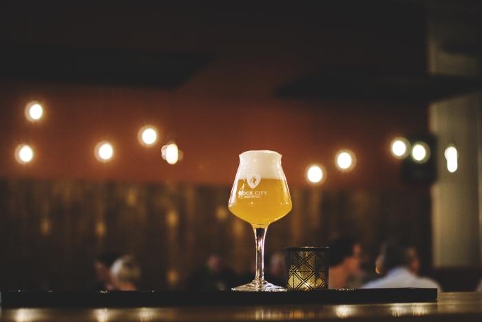 Craft Bier uit amersfoort Rock City Brewing © BDU