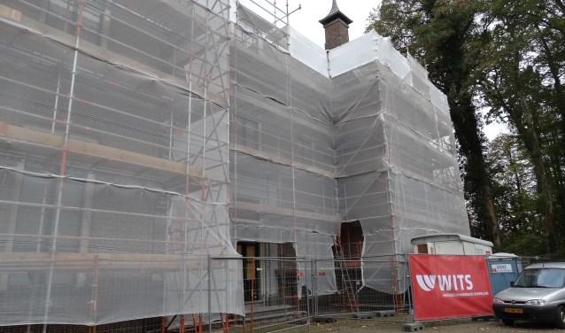 Landhuis Amelisweerd krijgt een opknapbeurt