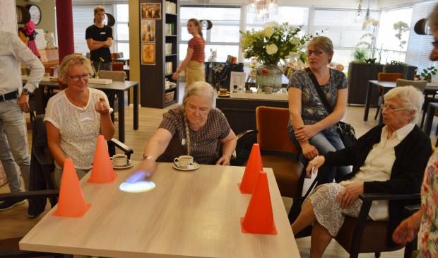 Nieuw in Westerkim: de Tovertafel.