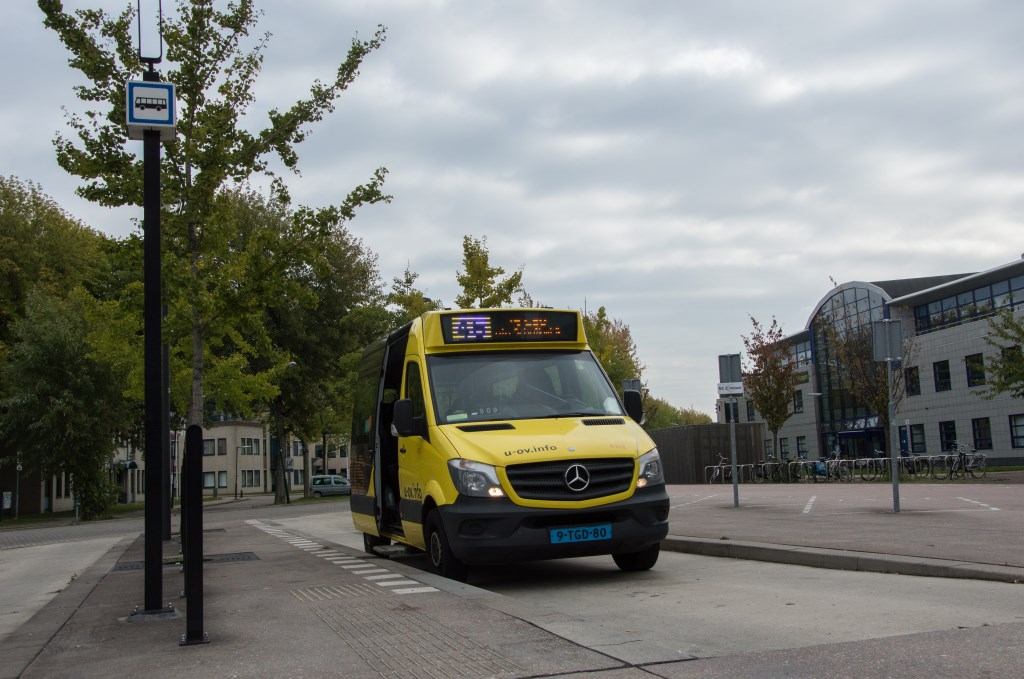 Lijn 45 wordt vervangen door flexibel openbaar vervoer
