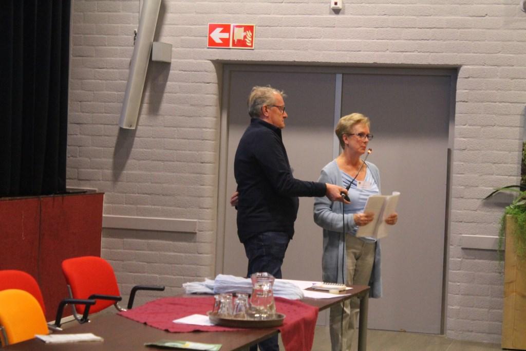 Jos Boermans en Jeanine Schaling Hannie van de Veen © BDU media