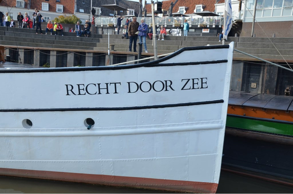 Recht door zee Ali van Vemde © BDU media