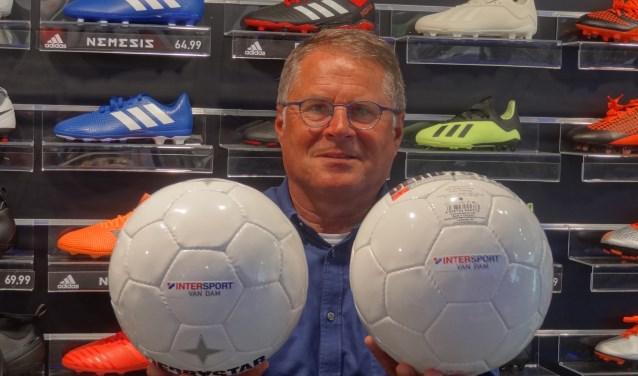 """Piet Hoek: ,,Latjetrap is een speelse manier om met voetbal bezig te zijn."""""""