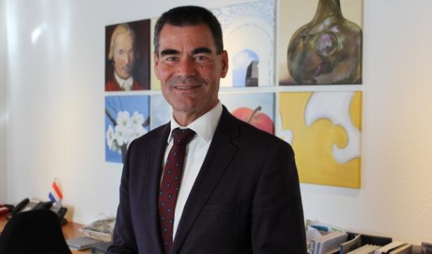 <p>oud-burgemeester Wouter de Jong</p>