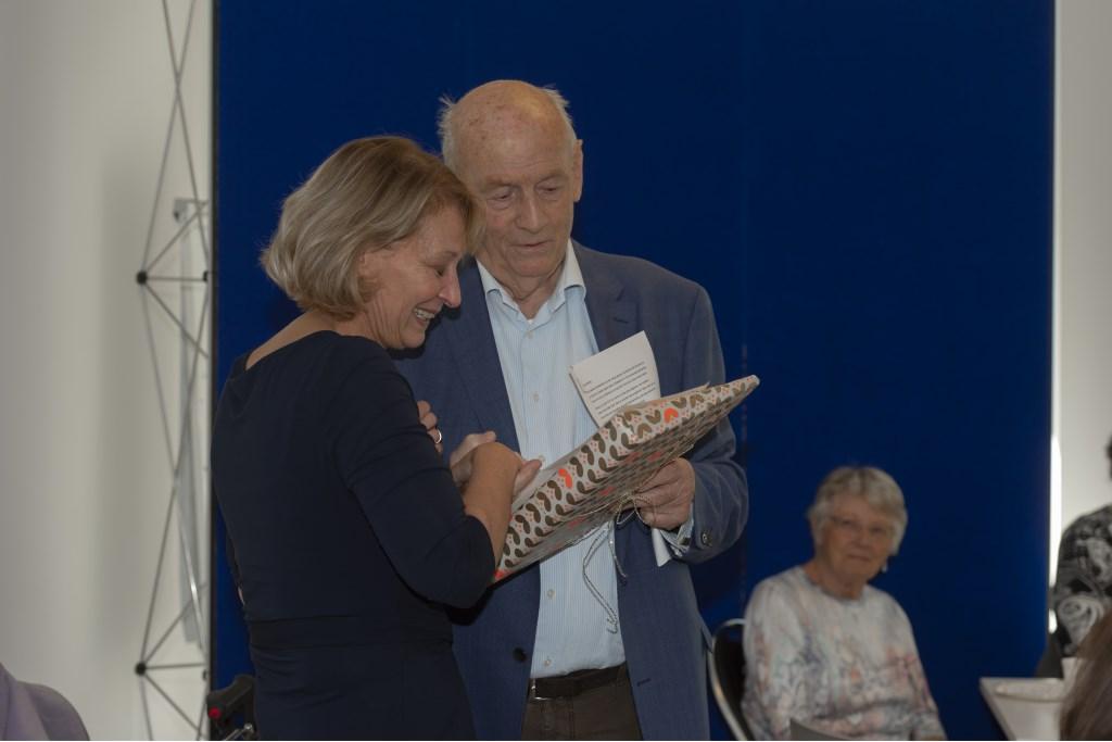 Kees Prins en Martha ter Heijden  Ellen Toledo © BDU media