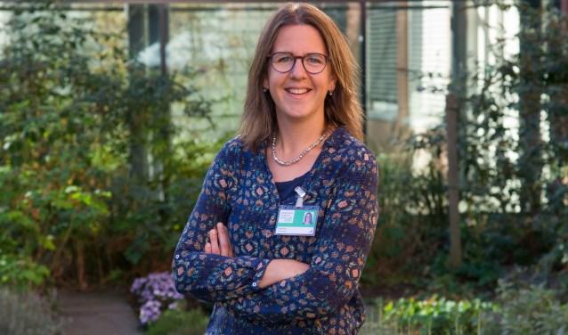 Elise Klop is de leider van het project AanTafel.