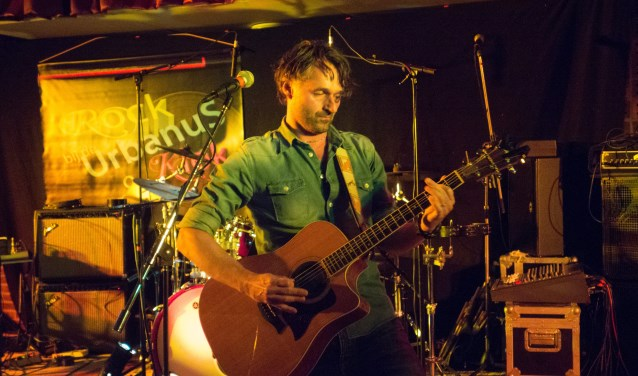 Singer songwriter John Spijker
