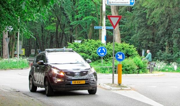 <p>Archieffoto rotonde Garderenseweg-Calcariaweg.</p>