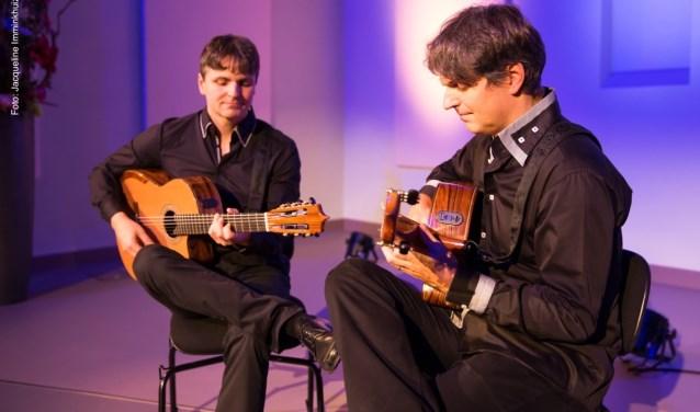 De Katona Twins spelen op zaterdag 10 november in de Edesche Concertzaal een swingende van Scarlatti tot Queen.
