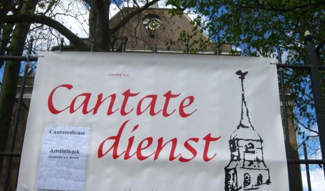 Cantatedienst Amstelkerk