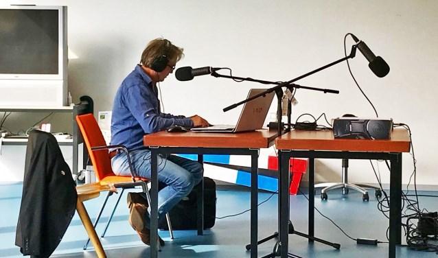 Veteranenradio gaat minstens één keer per maand uitzenden vanuit De Basis in Doorn.