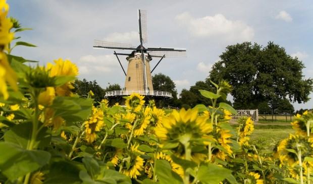 In korenmolen De Windhond wordt 'Fonds voor Soest' officieel gelanceerd.