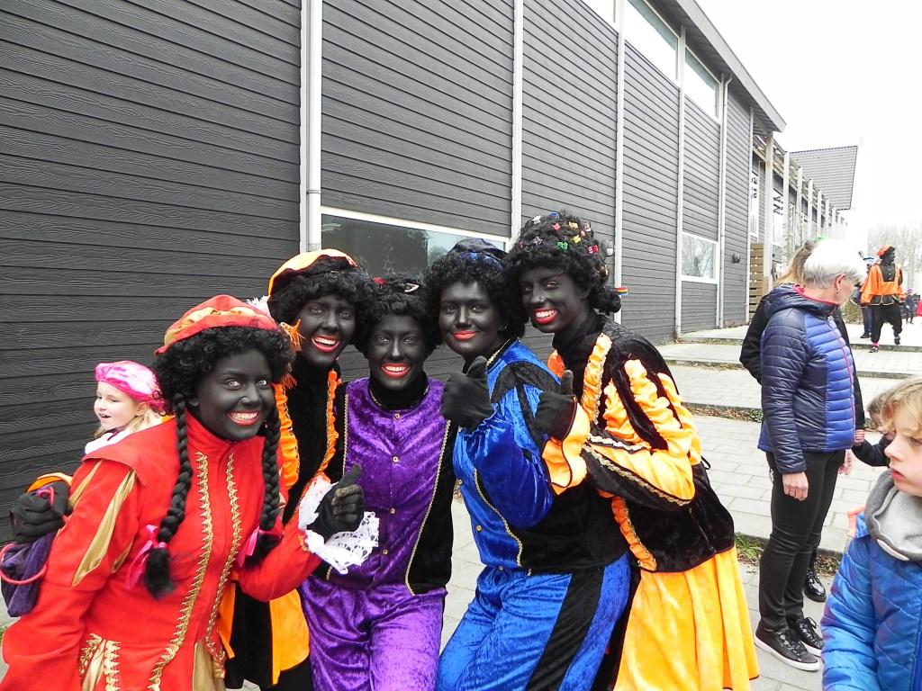 De zwarte Pieten bruisten van energie en vrolijkheid, Richard Thoolen © BDU media