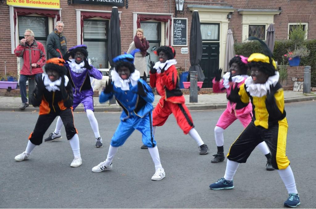 De dans Pieten Ali van Vemde © BDU media