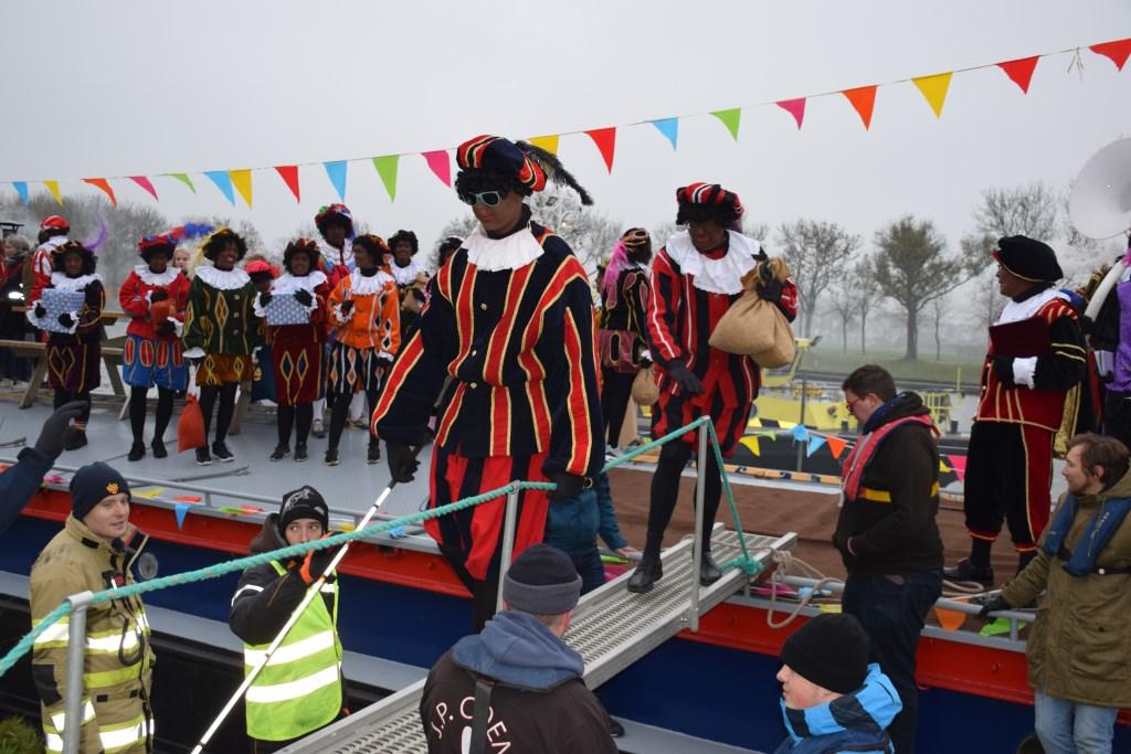 Blinde Piet verlaat het schip. Frank Magdelyns © BDU media