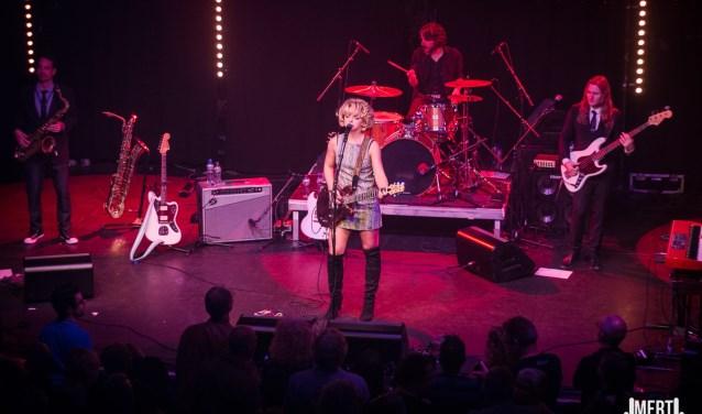 Optreden van Samantha Fish tijdens de vorige editie van Amstelveen City Blues