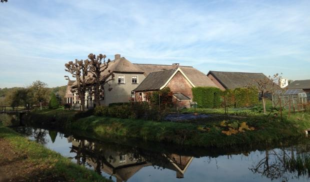<p>Groot Jagerstein in het Langbroekerweteringgebied</p>