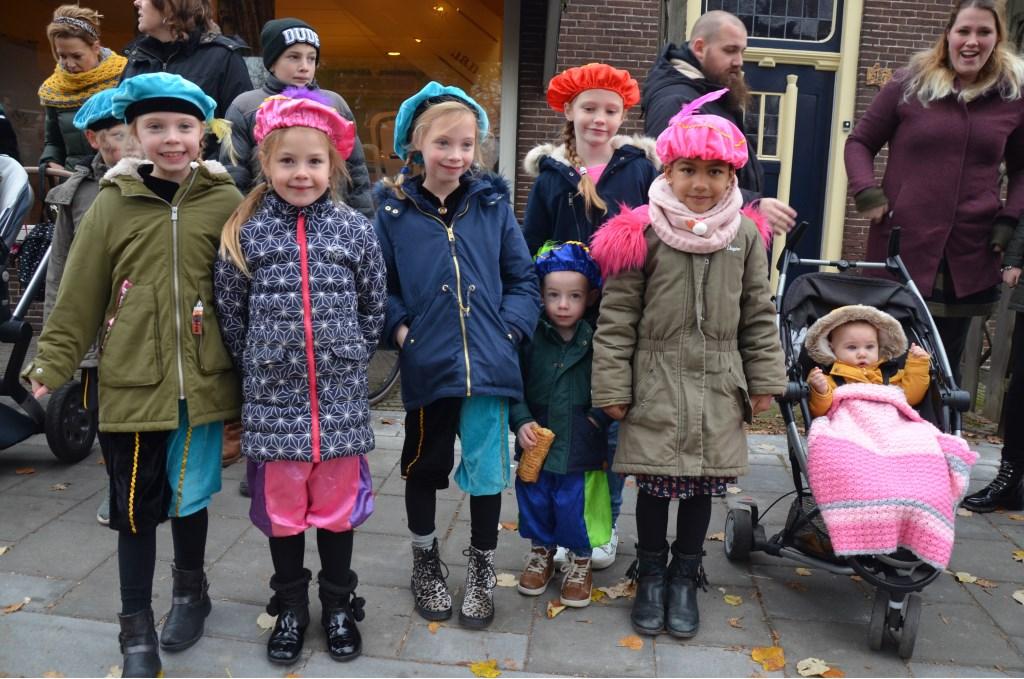 Wachten op Sinterklaas Ali van Vemde © BDU media