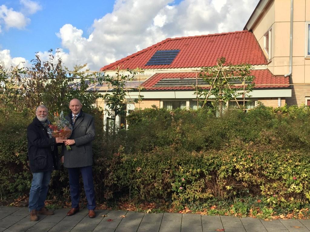 De mens- en milieuvriendelijke woning van Arno Harting Gemeente Wijk bij Duurstede © BDU media