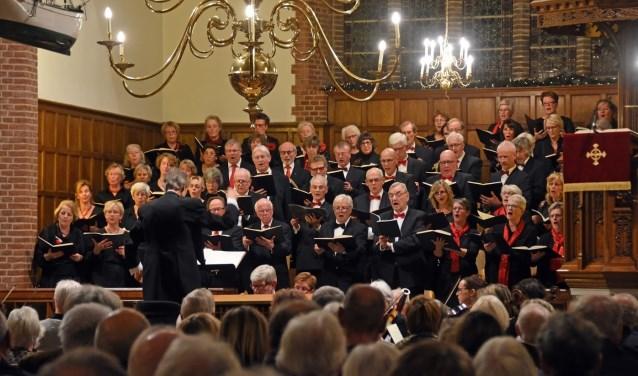 Komende vrijdag zingt COV IJmuiden haar traditionele najaarsconcert.