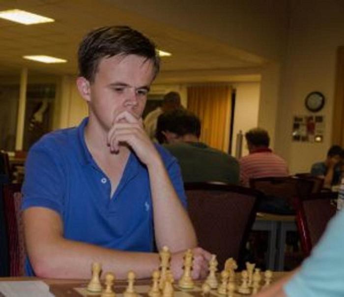 Floris Verweij matchwinner