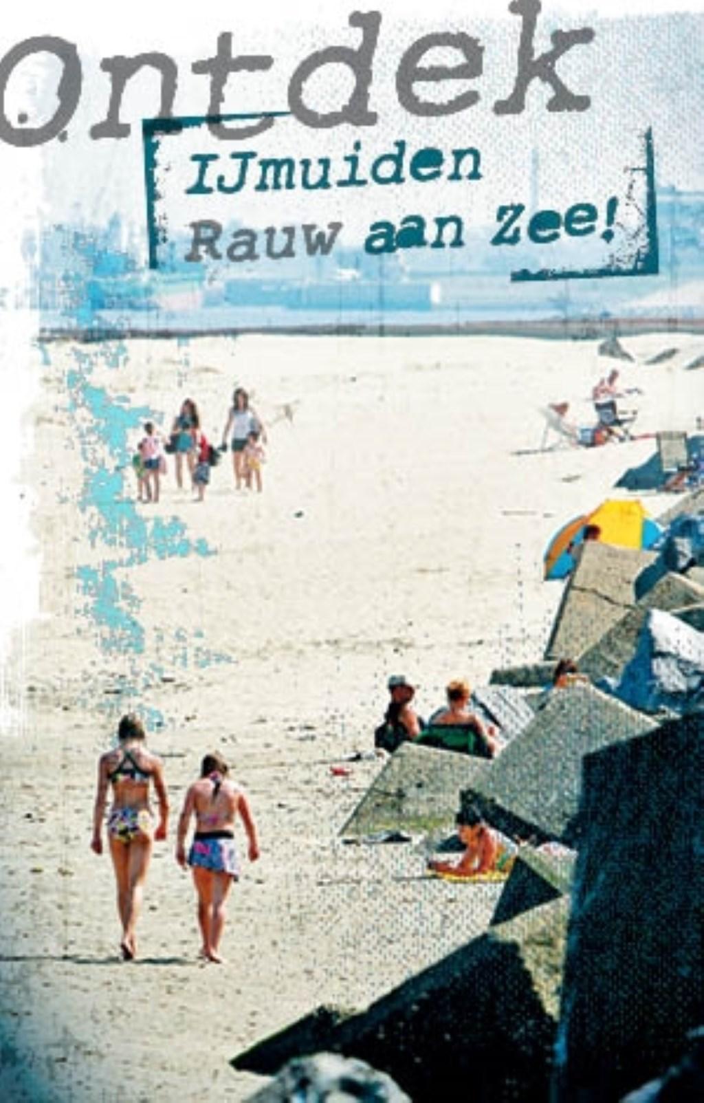 Rauw aan Zee wordt ingezet voor diverse uitingen en activiteiten. aangeleverd door de gemeente Velsen © BDU Media