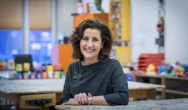 Onderwijsminister Ingrid van Engelshoven.