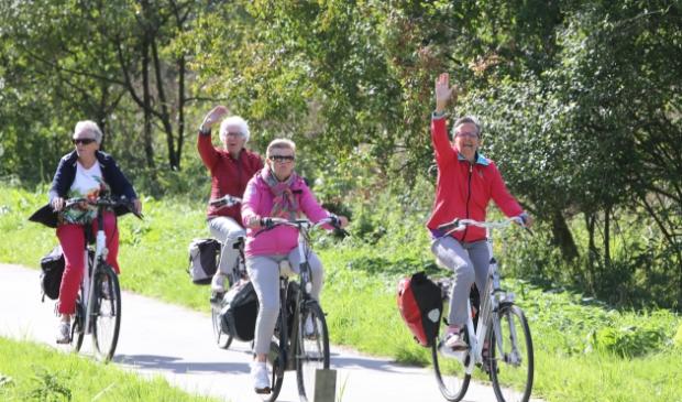 <p>Voorgaande edities fietsten honderden mensen mee.&nbsp;</p>