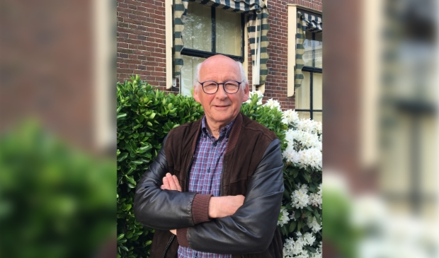 <p>Loek Bosman, voorzitter van Tussen Heuvelrug & Wetering.</p>