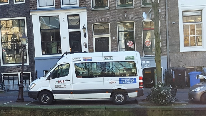 +BUS in Amsterdam