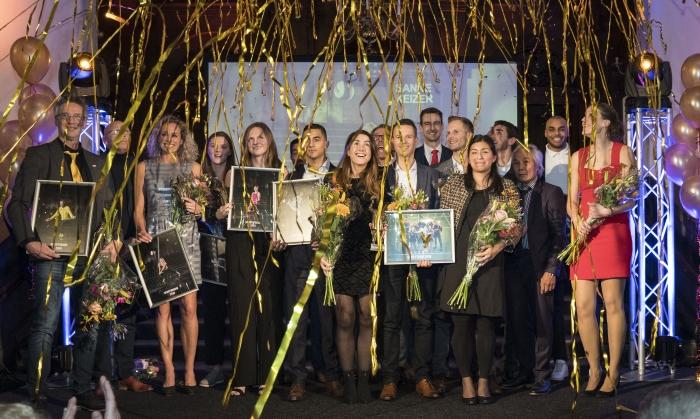 Winnaars Huldiging Haarlemse Topsporters 2018