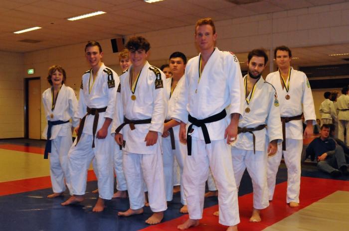 de Prijswinnaars Hans Venendaal © BDU Media