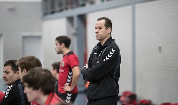 <p>Sander Barents een coach die bij HV Reehorst past.</p>